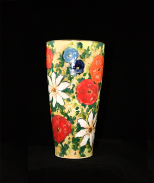 Tom Hicks - floral vase